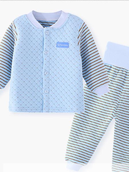 巧尼熊童装品牌以宝宝的人体工学为基础