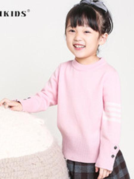 NUSIKIDS童装品牌2019秋季打底针织衫