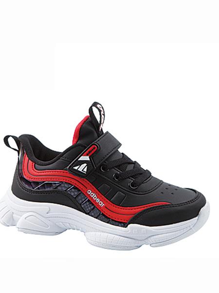 阿迪熊童鞋品牌2019秋季防滑耐磨运动鞋跑步鞋学生鞋潮