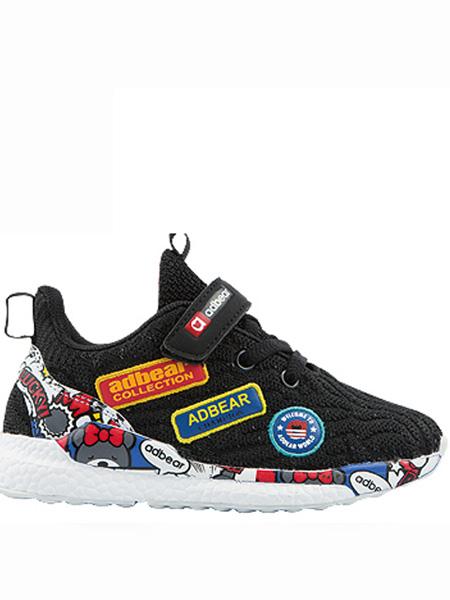 阿迪熊童鞋品牌2019秋季气垫运动跑步鞋