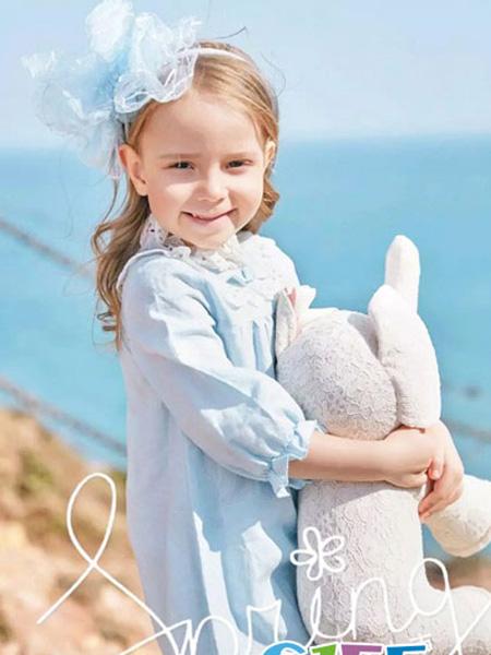 小象Q比童装品牌2019春夏连衣裙