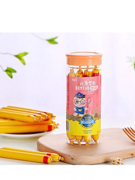 东极海婴儿食品营养鱼棒(原味)15g13支