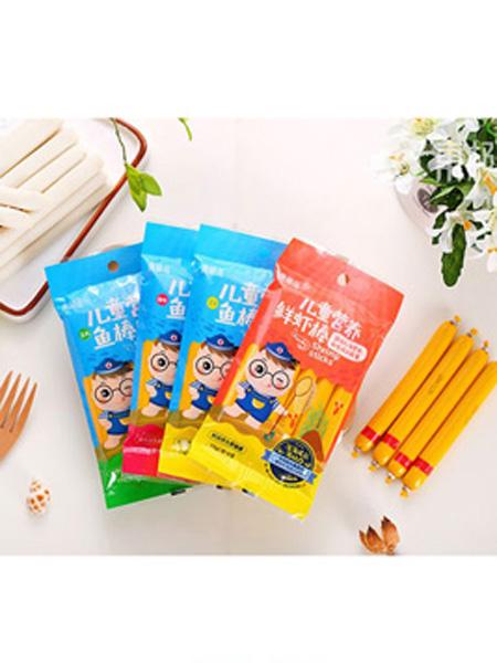 东极海婴儿食品营养鲜虾棒15g6支袋装组合