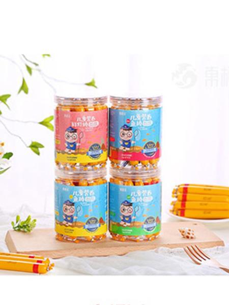 东极海婴儿食品营养10g20支罐装组合