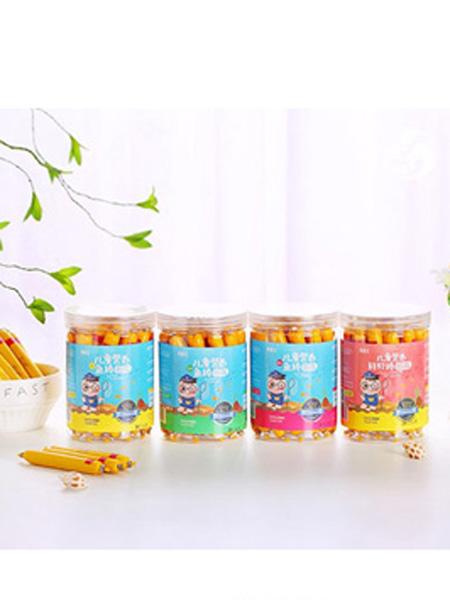 东极海婴儿食品营养15g20支罐装组合