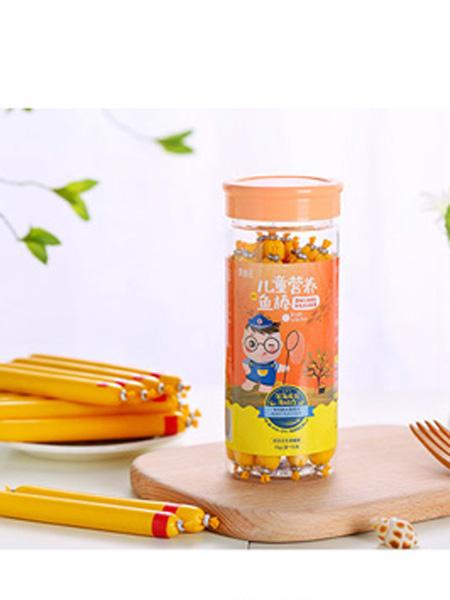 东极海婴儿食品营养鱼棒(橙味)15g13支