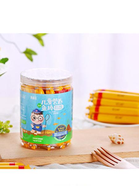 东极海婴儿食品营养鱼棒(玉米)10g20支