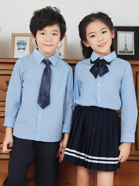YBH/衣博汇童装品牌2019秋冬衬衫上衣