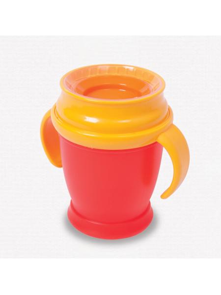 贝克敏婴童用360°幼童杯小杯 红色