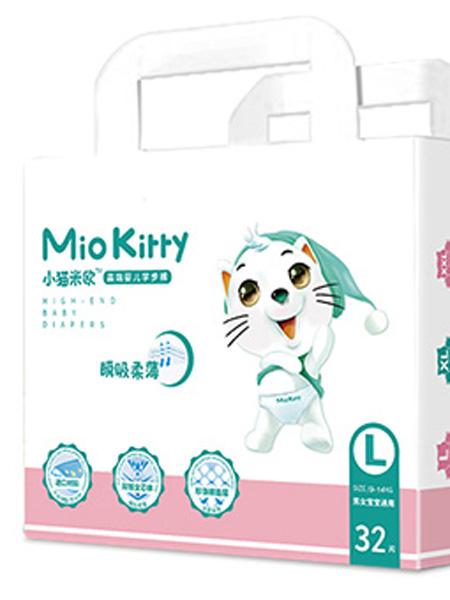 """小猫米欧婴童用品 遵循""""天然、安全、舒适""""的品牌理念"""