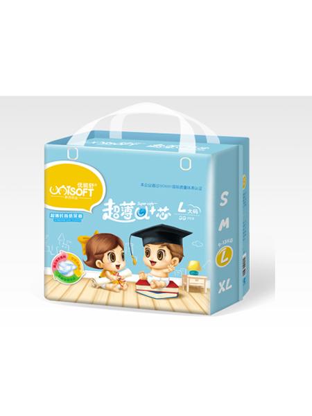 优妮舒婴童用品智芯系列超薄纸尿裤XL