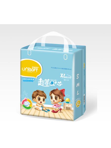 优妮舒婴童用品智芯系列超薄纸尿裤L