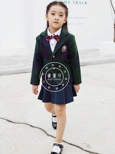 睿童可童装品牌2019秋冬韩版校服