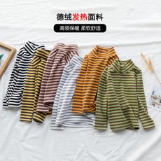 童年e橱童装品牌2019秋冬条纹上衣