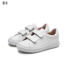 履朴童鞋品牌2019秋冬小白鞋