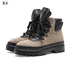履朴童鞋品牌2019秋冬保暖加绒
