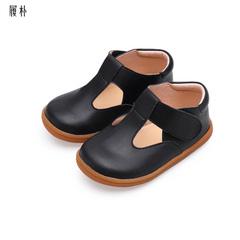 履朴童鞋品牌2019秋冬多色单鞋