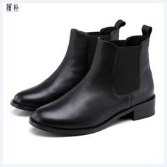 履朴童鞋品牌2019秋冬马丁靴