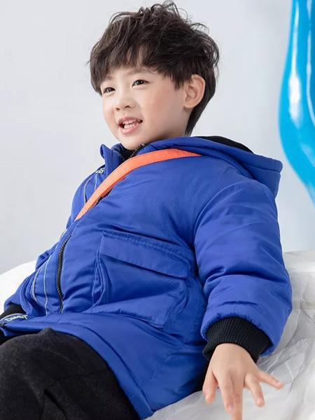 德蒙斯特童装品牌2019秋冬新品羽绒服