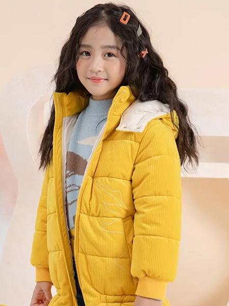 德蒙斯特童装品牌2019秋冬新品加绒外套