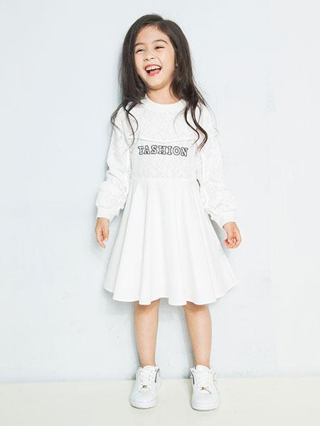 时尚小鱼童装2019秋冬新品 日韩系