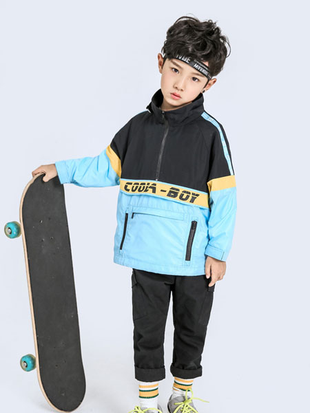 E.I一爱童装2019秋冬新品