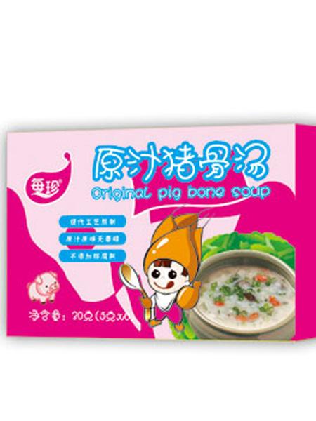 每珍婴儿食品猪骨汤