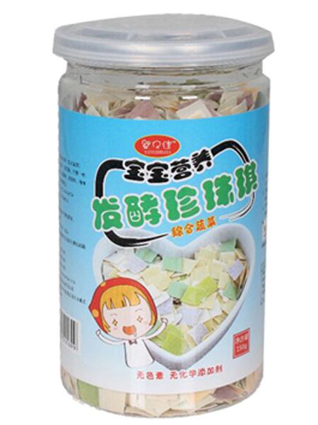 婴贝佳婴儿食品综合蔬菜味