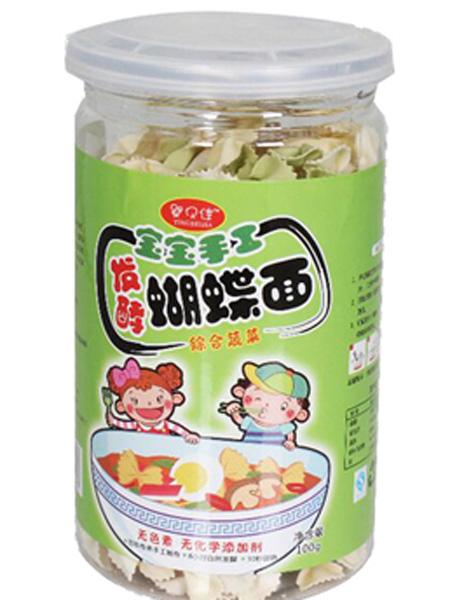婴贝佳婴儿食品综合蔬菜
