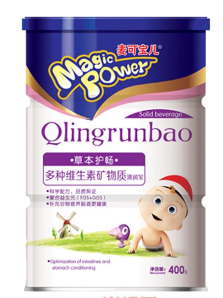 麦可宝儿婴儿食品多种维生素