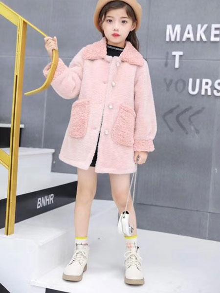 晗与熙童装品牌2019秋冬公主韩版欧美