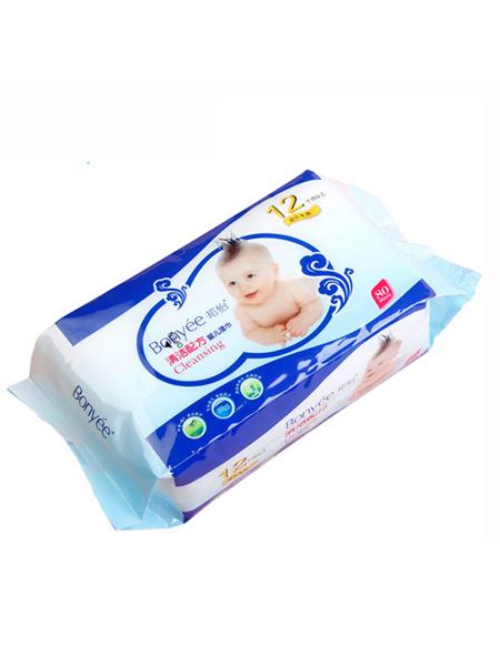 小植家湿巾婴童用品12个月以上清洁配方湿巾