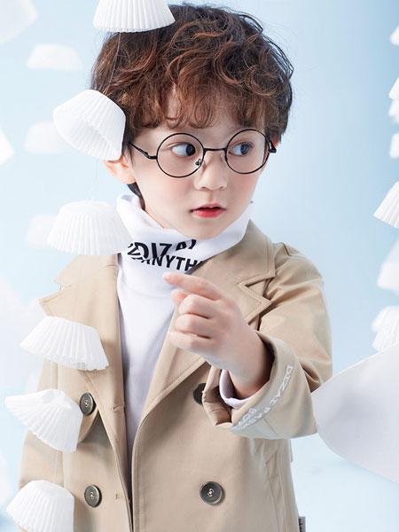 DIZAI童装品牌2019秋冬男童绅士外套