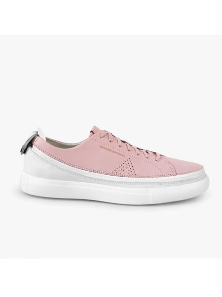 ACBC童鞋品牌2019秋冬时尚粉色帆布鞋
