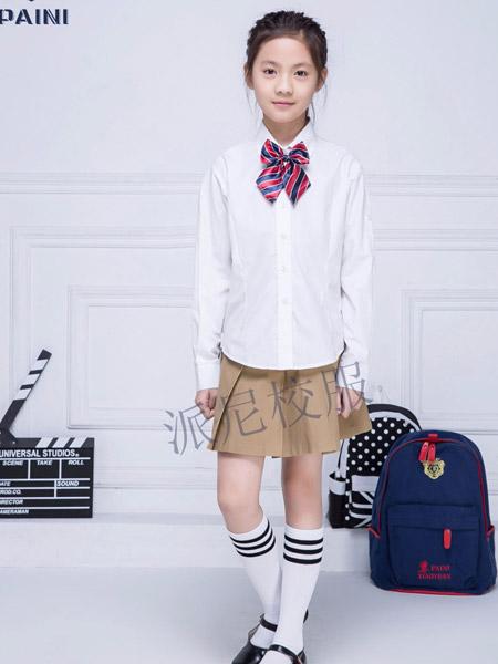 派尼童装品牌2019秋冬衬衫