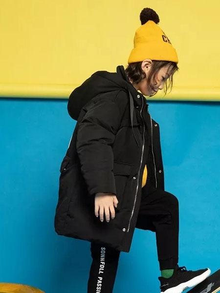 迈乐图、梦想树、纺织园童装品牌2019秋冬保暖羽绒服