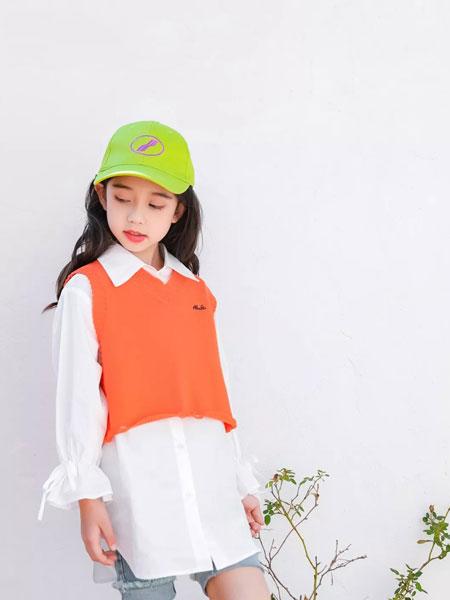 思�秀 SIBEIXIU童�b品牌2020春夏新款加�杉��r衫