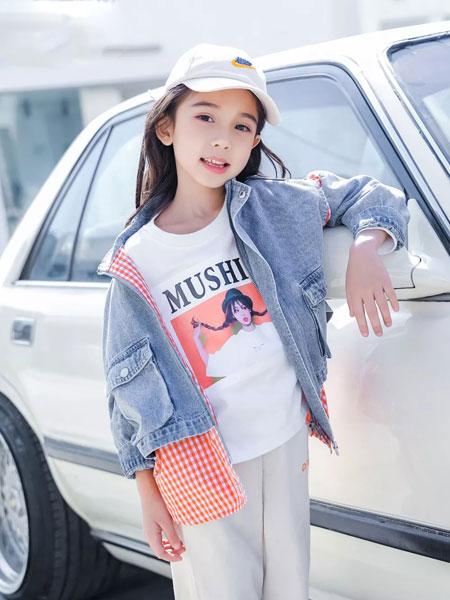 思贝秀 SIBEIXIU童装品牌2020春夏新款图案上衣