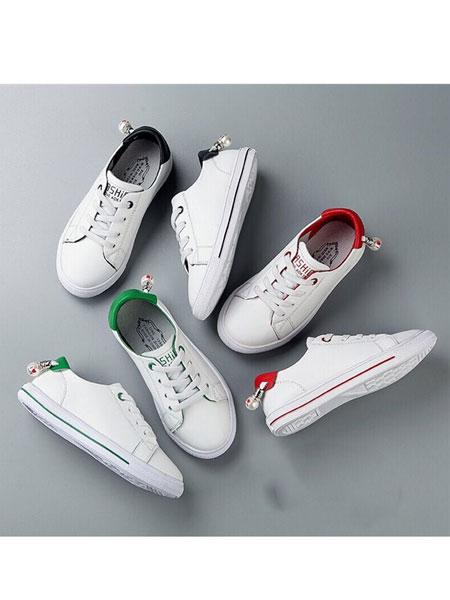蓝猫童鞋品牌2019秋冬时尚男童板鞋