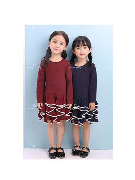 Annica艾尼卡童装品牌2020春夏修身时尚宝宝群