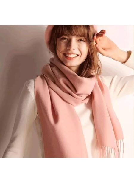 梦洁宝贝龙8品牌2020春夏纯棉保暖围巾