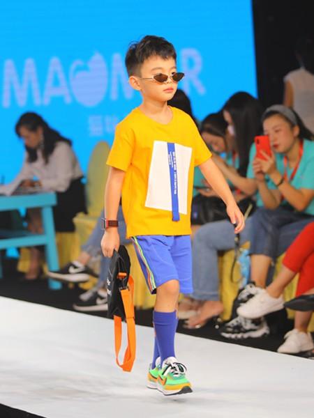 Maomier猫咪儿童装品牌   注重时尚新元素的注入