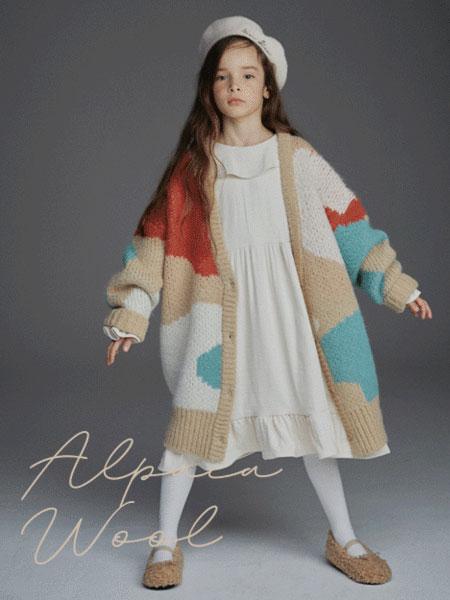 Roanjane童装品牌2019秋冬保暖阿尔法风衣