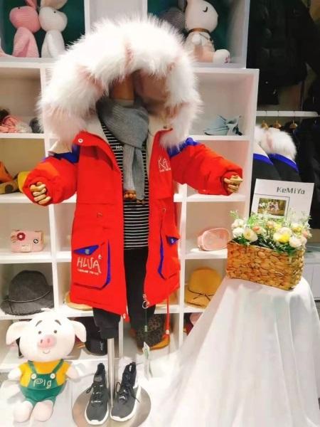 可米芽童装品牌2019秋冬