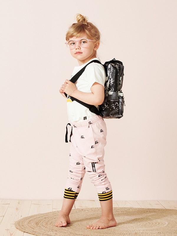 Reima童装品牌2020春夏新款纯色图案短袖上衣