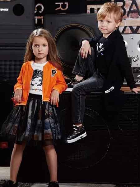 塔哒儿童装品牌2020春夏新款纯色气质开衫