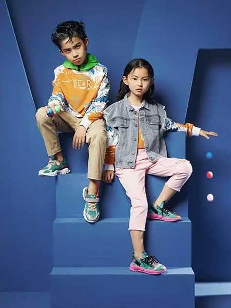 欧恰恰童装品牌2020春夏新款纯色纽扣牛仔外套