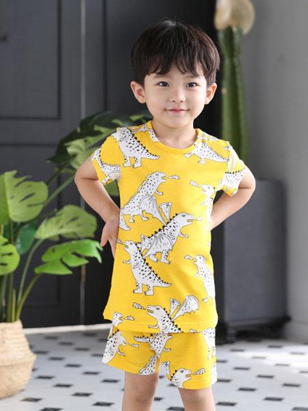 末一末一童装品牌2019春夏新品
