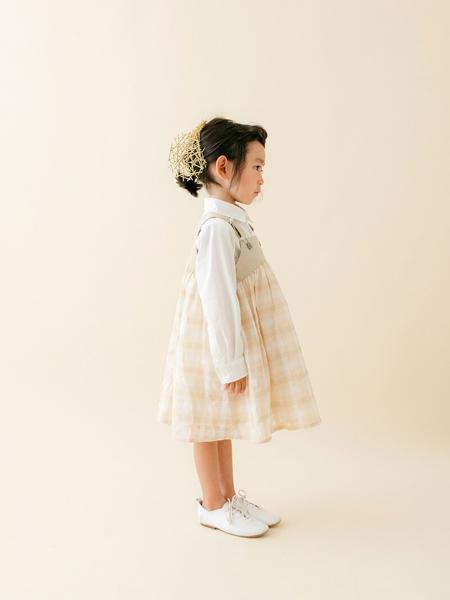 Nunuforme童装品牌2020春夏蓬蓬裙