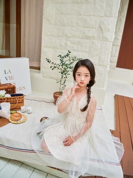 boabo.宝儿宝童装品牌2020春夏仙女纱裙